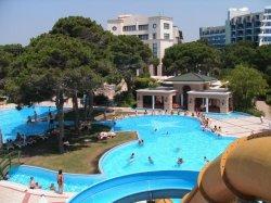 Белек - новый курорт Турции