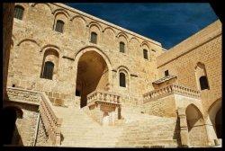 Монастырь Дейрульзафаран в Мардине